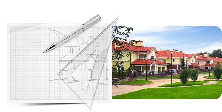 Дизайн в строительстве